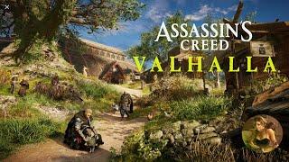 Assassin s Creed Valhalla Прохождение на русском максимальная сложность 7