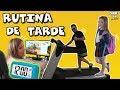 Rutina de tarde en familia 🏡 Family Fun Vlogs