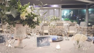 Powder Blue and Grey Wedding, styled by Enchanted Empire, Event Artisans