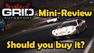 GRID Autosport Review | Should You Buy This Game? | (GRID Autosport Gameplay)