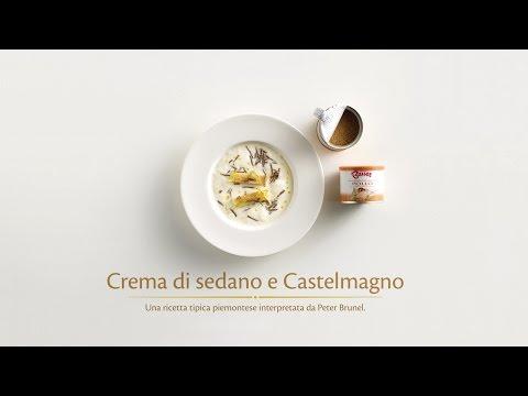 Ricetta - Crema di sedano e Castelmagno - BAUER