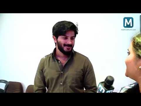 Interview with Dulquar Salman   Mathrubhumi.com