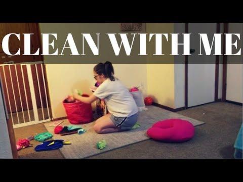 SAHM / CLEAN WITH ME