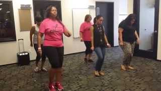 "Elusive Laies ""Cotton Candy"" Line Dance"