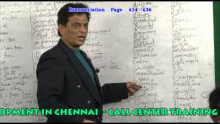 SPOKEN ENGLISH CENTRE IN CHENNAI   -ENGLISH AMERICAN-T- PAGE NO. 433 - 437 SPOKEN ENGLISH GRAMMAR