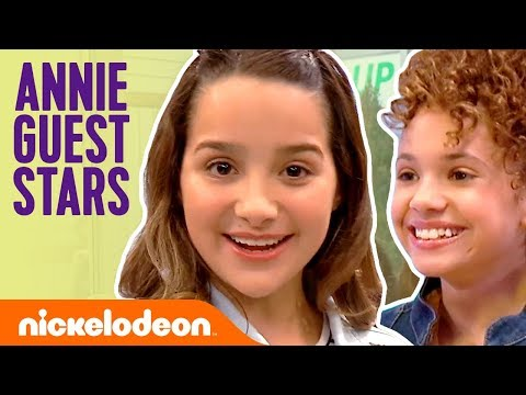 Annie LeBlanc Guest Stars On A Brand NEW Cousins For Life! | Nick