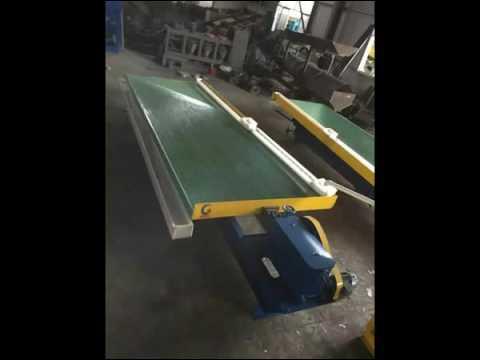China manufacturer gravity separation tin processing plant