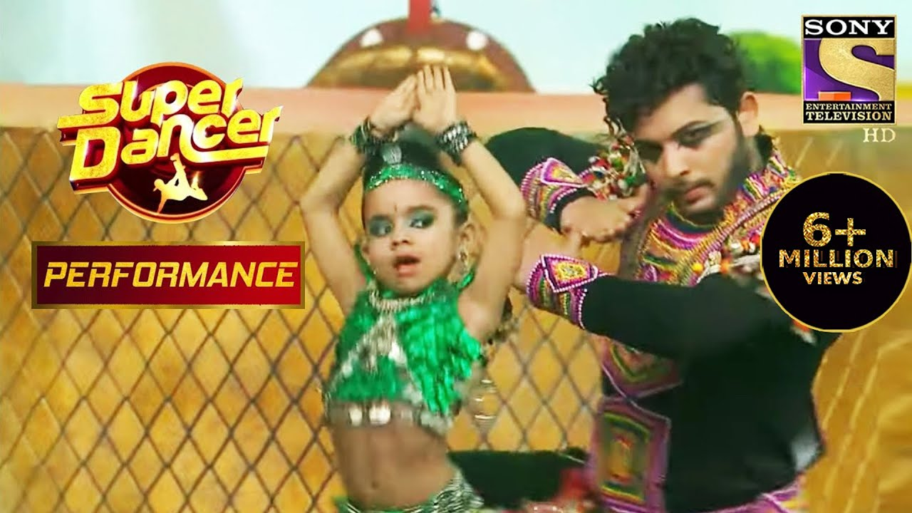 "Rupsa और Nishant के ""सन सानना"" Performance ने जीता गीता माँ का दिल | Super Dancer Chapter 3"