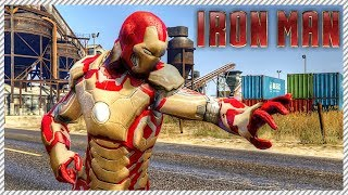 IRON MAN LIFE #3 - Iron Man Joining Secret Military Division