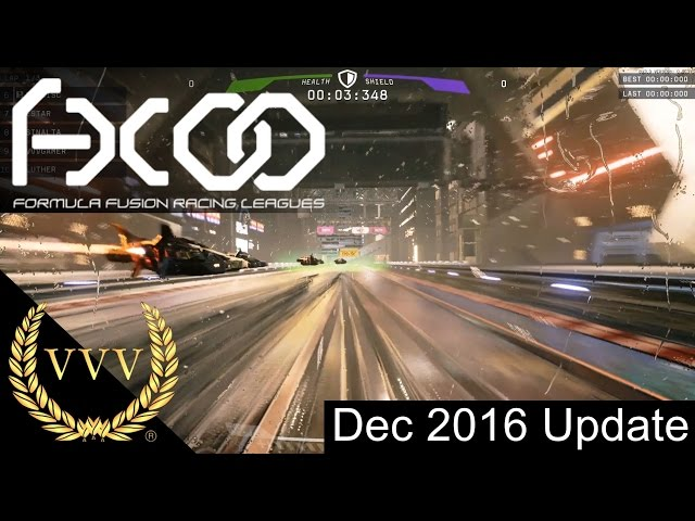 Formula Fusion - Dec 2016 Update Gameplay