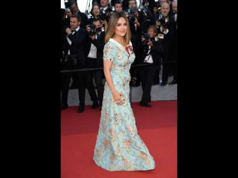 FASHION TODAY - 2017 Cannes Film Festival Fashion