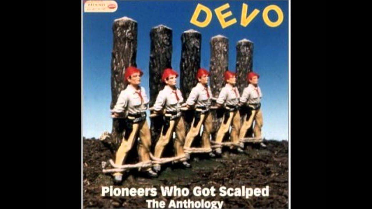DEVO: Head Like A Hole - YouTube