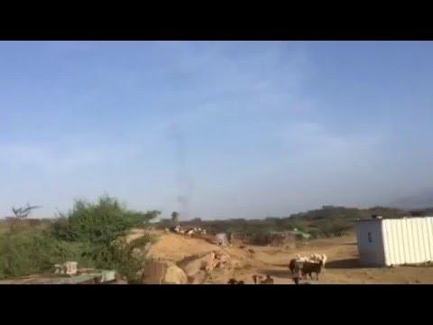 Katastrofa bahrajńskiego myśliwca