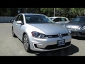 2016 Volkswagen E-golf SE San Jose  Sunnyvale  Hayward  Redwood City  Cupertino