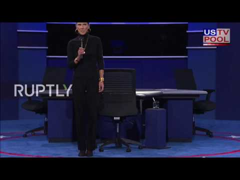 LIVE: US vice presidential candidates debate in Virginia