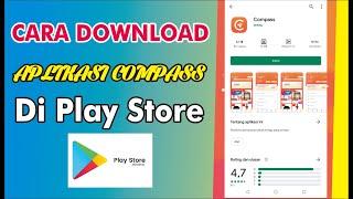 cara download aplikasi compass di play store screenshot 1