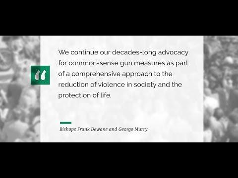 It's Time To Address Gun Violence