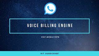 Splynx Voice Billing