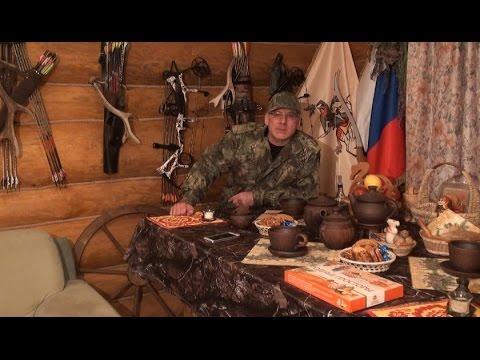 Школа Выживания Часть 3 - Ножи, Как переночевать и чем питаться в лесу зимой