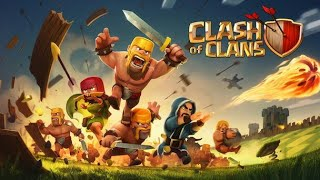 #clashofclan gamplay clash of clans + nouveau village 😱