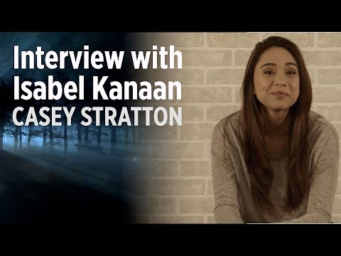 Interview with Isabel Kanaan