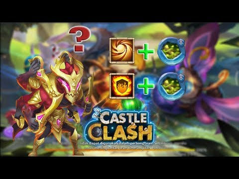Castle Clash | Asura Talent | Sacred Light And Flame Guard Gameplay