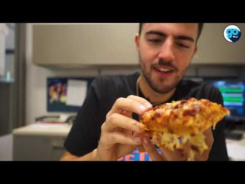 Jordan's Frozen Pizza Review: Outsider Pizza (Detroit style)