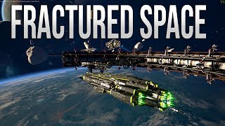 Fractured Space - Multiplayer Battles! (EPIC WARFARE) thumbnail