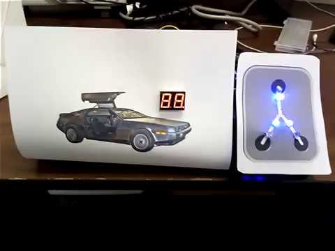 Hack of the Future: A Flux Capacitor with OmniPreSense RADAR