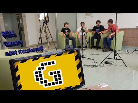 Kecskeméti Real Gamers Lan I RoadShow I GameGeek