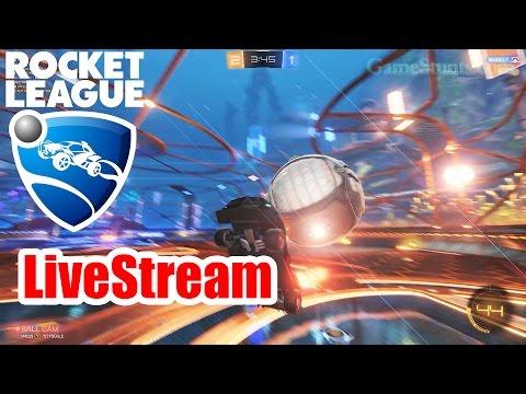 Rocket League - LiveStream - Rocket League - LiveStream