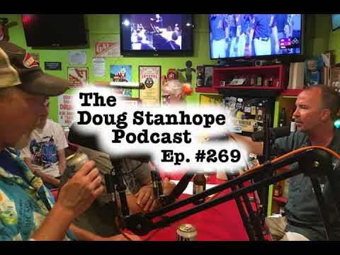 Doug Stanhope Podcast #269 - Rosanne's Green Room Mentality