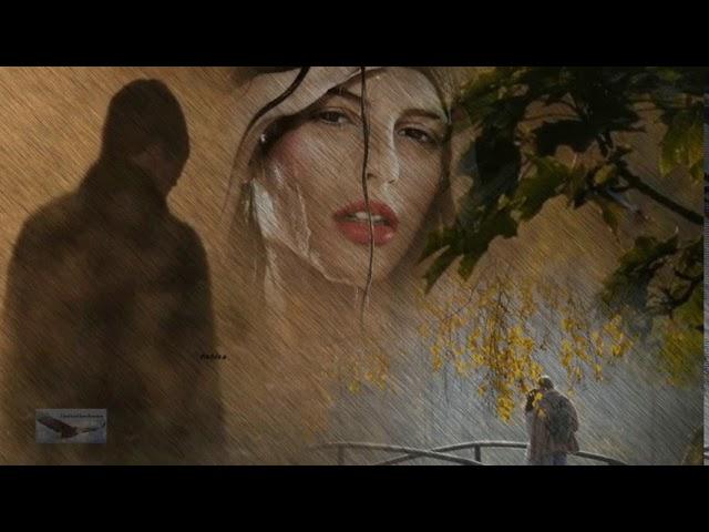 Смотреть видео Барабанит дождь по стёлам