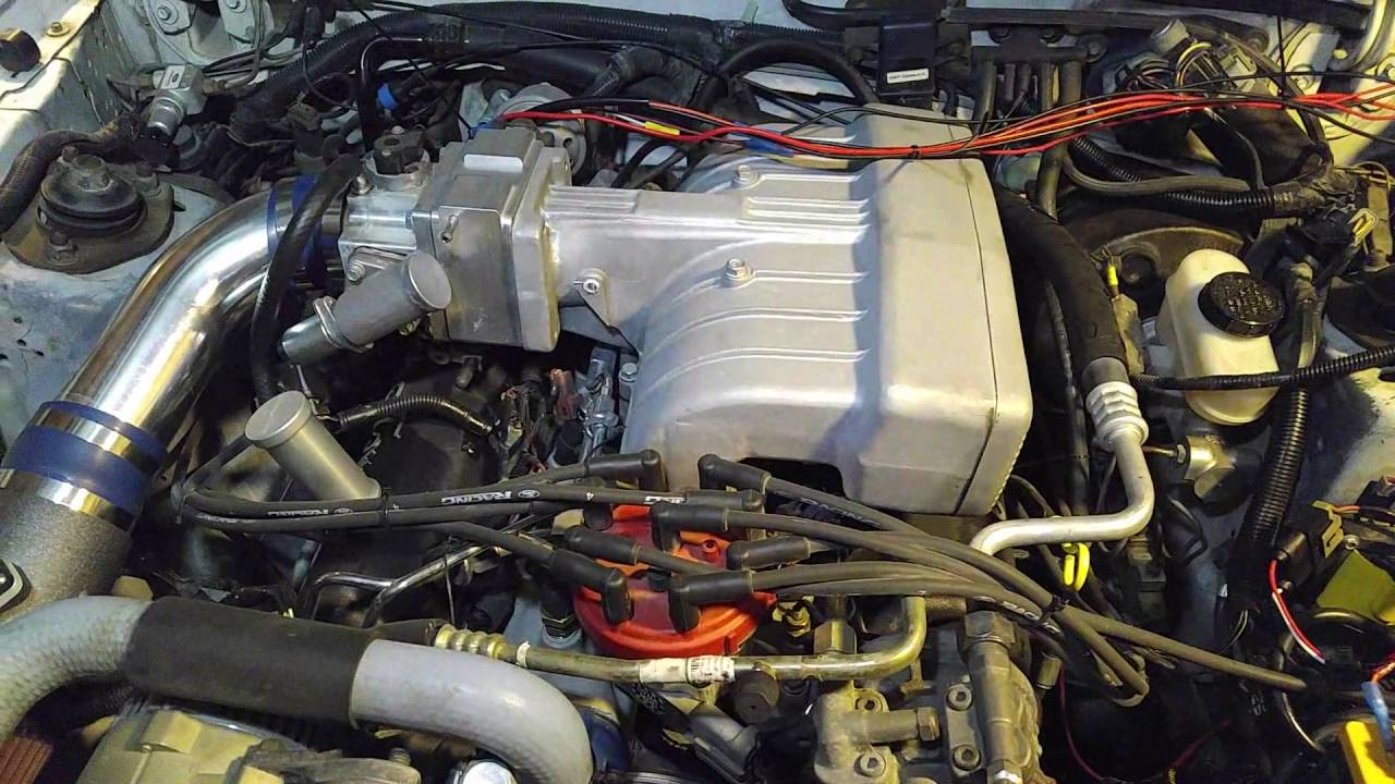 hight resolution of foxbody mustang msd 6al 2 install youtube94 mustang msd wiring harness 14