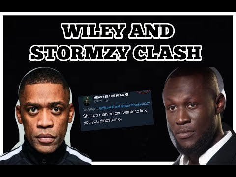 Stormzy vs. Wiley is listed (or ranked) 4 on the list The Biggest Rap Beefs Of 2020