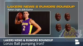 Lakers Rumors: LaVar Ball Calls Out Lakers' Trainers, Lonzo And Kuzma Spending Weeks In Weight Room