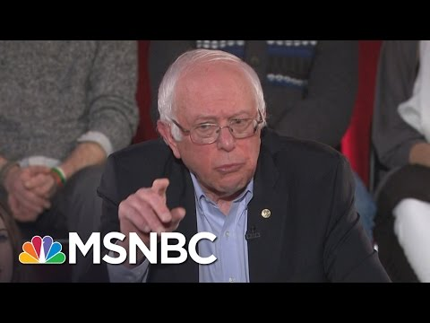 Bernie Sanders: GOP Health Care Bill 'Is Not Health Care Legislation' | All In | MSNBC