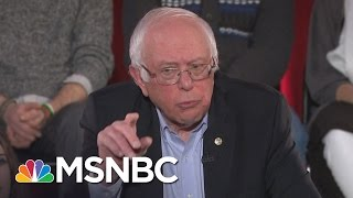 Bernie Sanders: GOP Health Care Bill