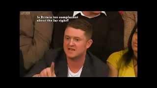 Racist EDL Leader Stephen