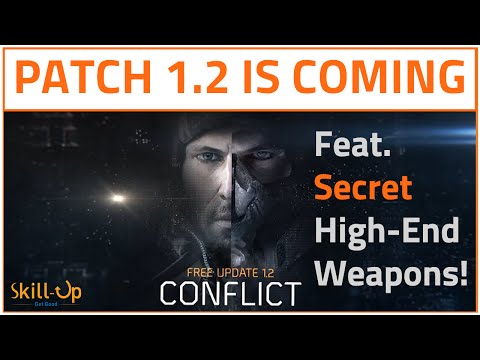 The Division | 1.2 Patch News | Secret Named Weapons, New Gear Sets & More!