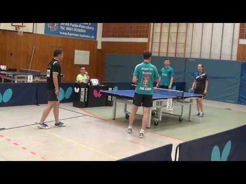 Leu vs Biggi Full Tilt  Doppel Clickball DM 20170624 Fulda G