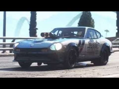 fr need for speed payback 5 epave nissan fairlady 240zg youtube. Black Bedroom Furniture Sets. Home Design Ideas