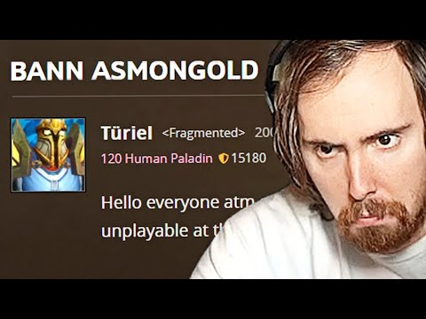 BAN ASMONGOLD! EU WoW Forums Are MAD About Server Lag