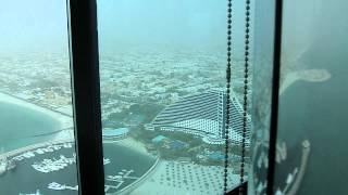 Sky Bar in Burj Al Arab Hotel DUBAI - 7 stars