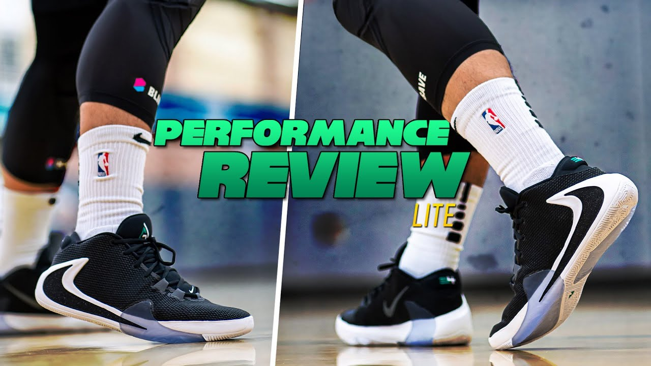 Nike Zoom Freak 1 Performance Review Youtube