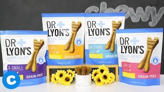 Dr. Lyon's Grain-Free Dental Treats for Dogs