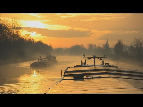 Life on the canals of northern France