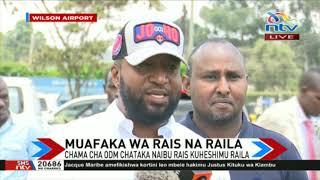 """How dare you call Raila a conman?"" - Hassan Joho slams DP Ruto"