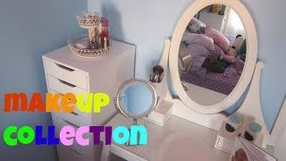 MY MAKEUP COLLECTION AND STORAGE| APRIL 2014 Thumbnail
