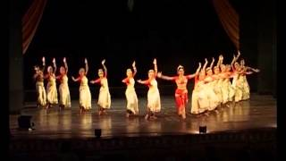 Bharatanatyam -Thillana  ( Anita Mallick )